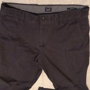 Men's GapKhakis navy blue pants